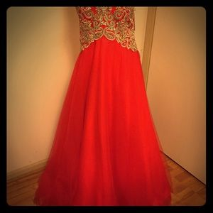 Long Ball Gown by Sidney